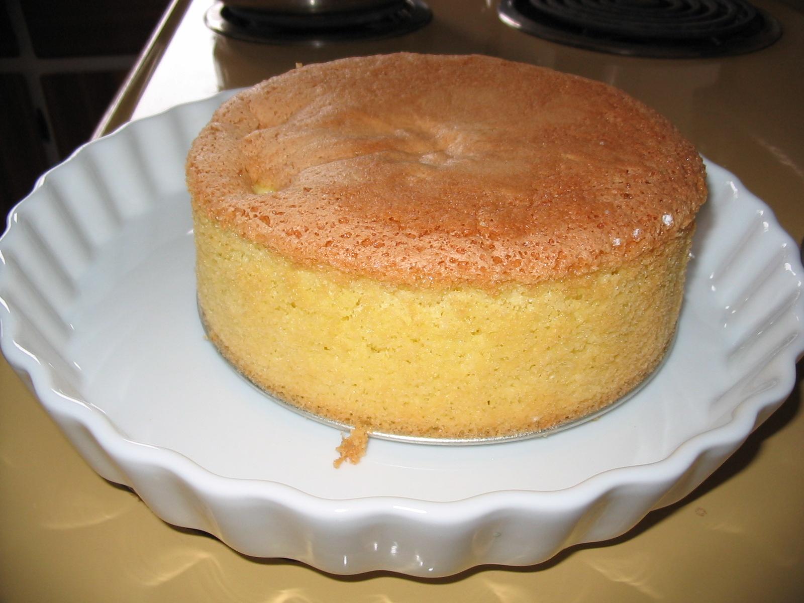 Rosh Hashanah honingcake