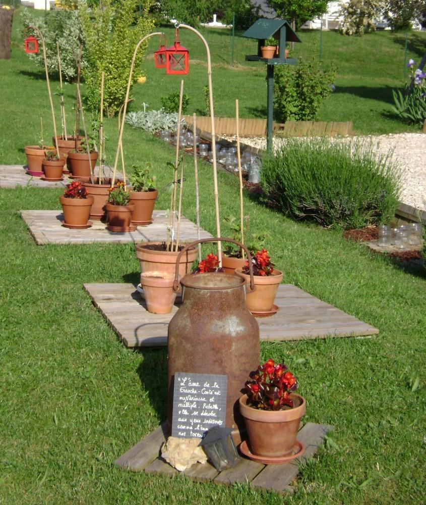 Décorer son jardin n°2 : bricolage et