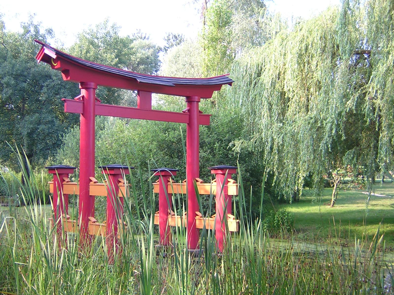 Un jardin japonais vesoul abeilles et petites mains - Decoration de jardin japonais ...