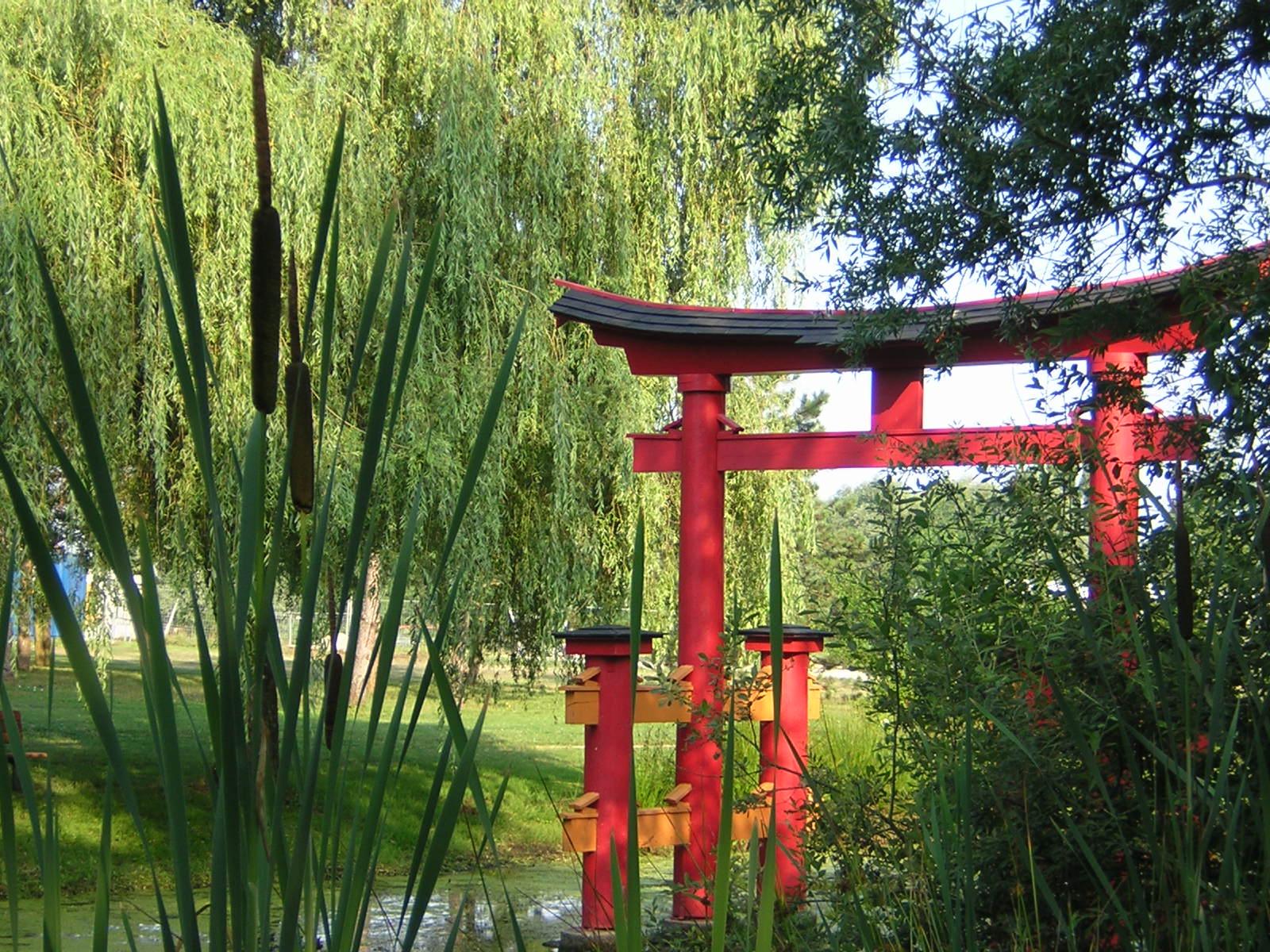 Un Jardin Japonais…  Vesoul – Abeilles et Petites Mains
