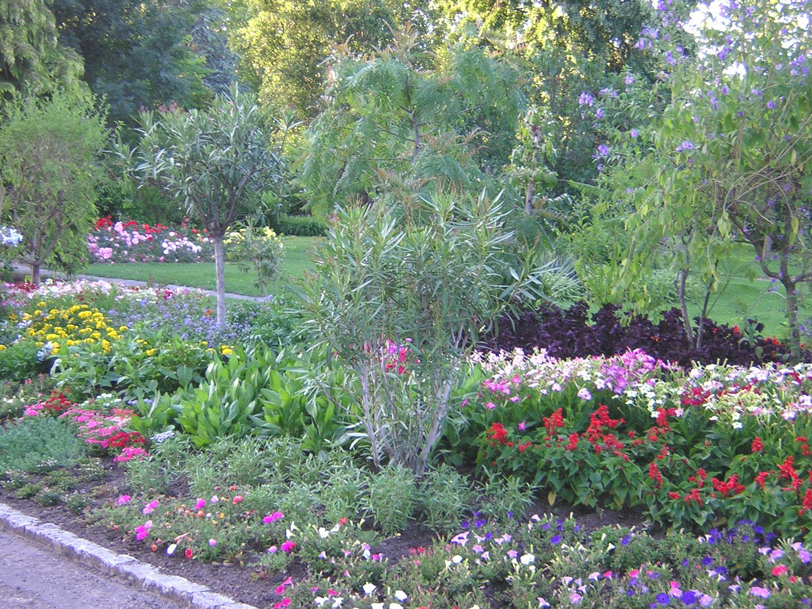 Le jardin anglais de vesoul abeilles et petites mains for Image de jardin anglais