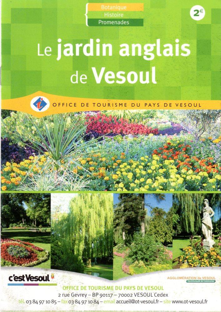 Le Jardin Anglais de Vesoul (1/3)