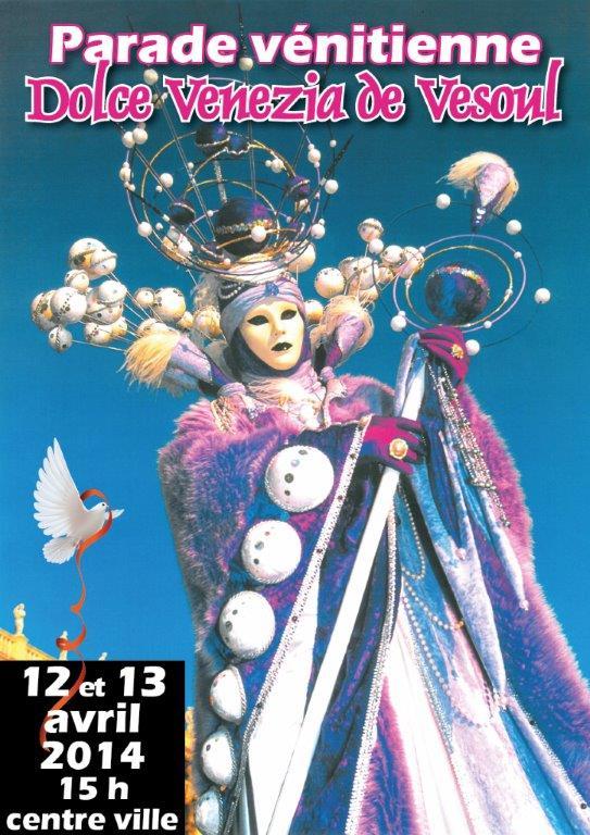 vesoul parade vénitienne venise carnaval 1